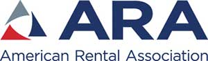 Goggin Rental is a member of the American Rental Association