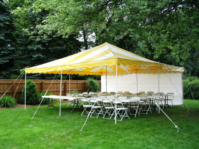 Where to find CANOPY 20X20 CUSTOMER PICK-UP in Kalamazoo