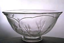 Where to find PUNCH BOWL GLASS W  LADLE in Kalamazoo
