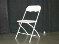 Where to rent CHAIR, WEDDING WHITE in Kalamazoo MI