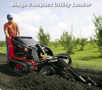 Where to find DINGO TRENCHER 3 in Kalamazoo