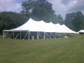 Rental store for CANOPY 40X120 WHITE POLE in Kalamazoo MI