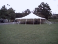 Where to rent CANOPY 30X30 ALL WHITE in Kalamazoo MI