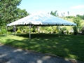 Where to rent CANOPY 30X30 FRAME ALL WHITE in Kalamazoo MI