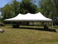 Where to rent CANOPY 20X40 ALL WHITE in Kalamazoo MI