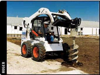 Where to find BOBCAT POST HOLE AUGER ATTACHMENT in Kalamazoo