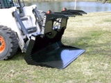 Where to find BOBCAT GRAPPLE BUCKET ATTACHMENT in Kalamazoo
