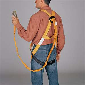 Where to find SAFETY HARNESS WITH RENTAL in Kalamazoo