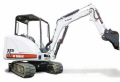 Where to rent BOBCAT EXCAVATOR 325  2 in Kalamazoo MI
