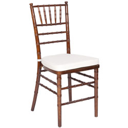 Where to find CHAIR, FRUITWOOD CHIAVARI W  IVORY PAD in Kalamazoo