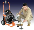 Where to rent SEWER AUGER, AUTO FEED 100   1 in Kalamazoo MI