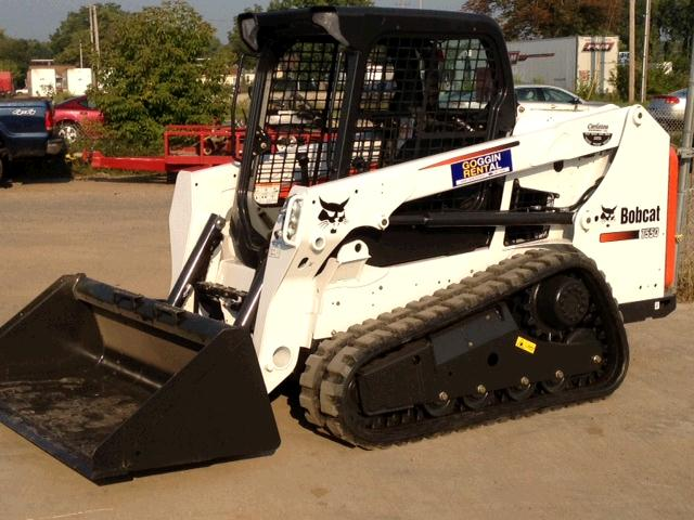 Where to find BOBCAT T550 W  TRACKS  4 in Kalamazoo