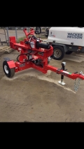 Where to rent LOG SPLITTER 26 TON, BARRETO  67 in Kalamazoo MI