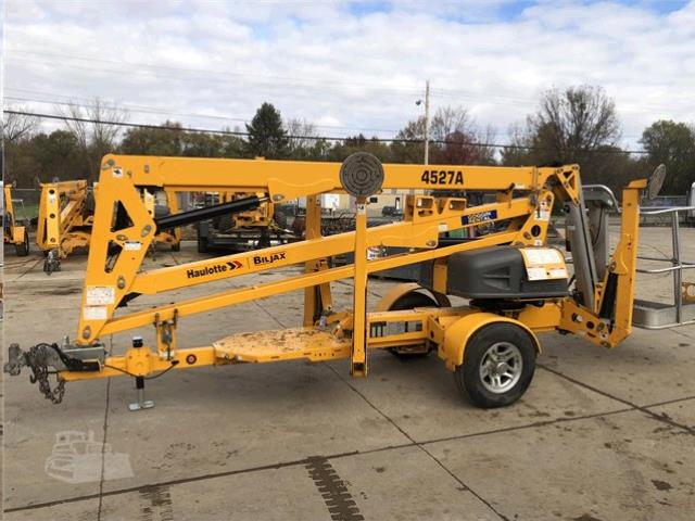 Where to find 52  BUCKET LIFT  45 TOWABLE in Kalamazoo