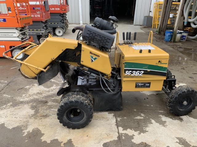 Where to find VERMEER STUMP GRINDER 35HP  39 in Kalamazoo
