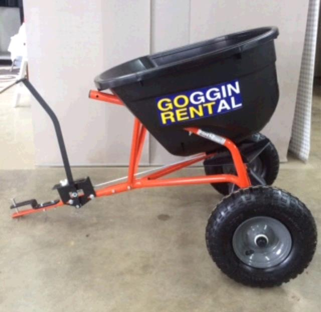 Where to find TOWABLE SPREADER in Kalamazoo
