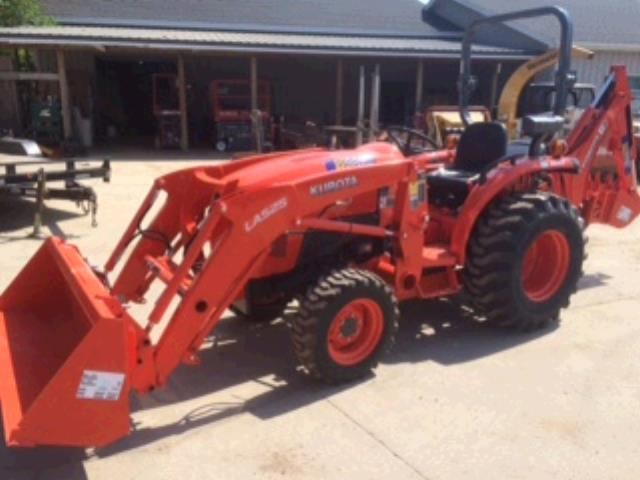 Where to find KUBOTA COMPACT TRACTOR L3301 in Kalamazoo