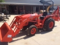 Rental store for COMPACT TRACTOR W BACKHOE, KUBOTA in Kalamazoo MI