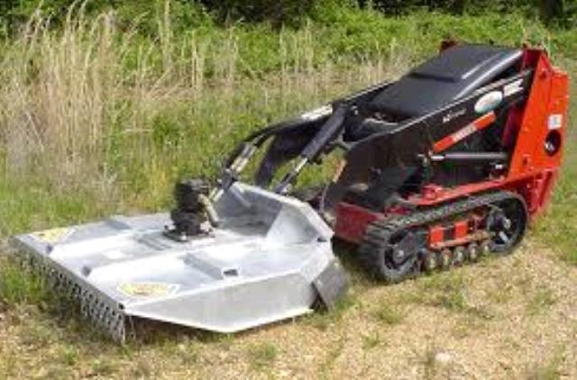 Where to find DINGO BRUSH MOWER in Kalamazoo
