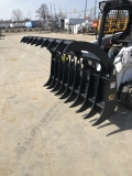 Rental store for GRAPPLE QUICK CLAW, 6  WIDE ATTACHMENT in Kalamazoo MI