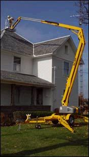 Where to find 62  BUCKET LIFT TOWABLE in Kalamazoo