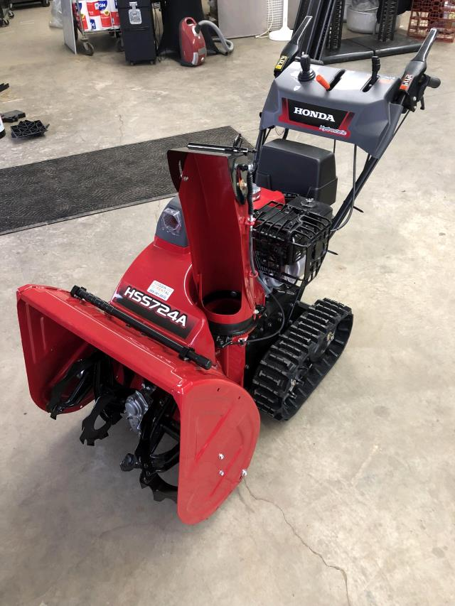 Where to find SNOW BLOWER 24  HONDA in Kalamazoo