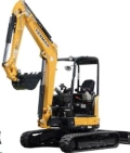 Rental store for YANMAR EXCAVATOR 25HP, 11 3  DEEP in Kalamazoo MI