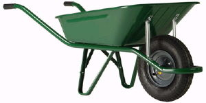 Where to find WHEEL BARROW, CONTRACTOR in Kalamazoo